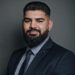 Edmonton Commercial Insurance Haaris Karimullah