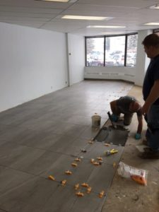 Leibel Insurance Group office Construction