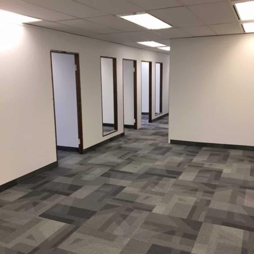 Leibel Office Hallway