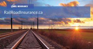 rail road insurance Alberta