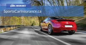 Sports Car Insurance Alberta
