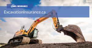 Excavation Insurance Alberta