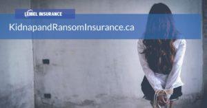 Kidnap and Ransom Insurance Alberta