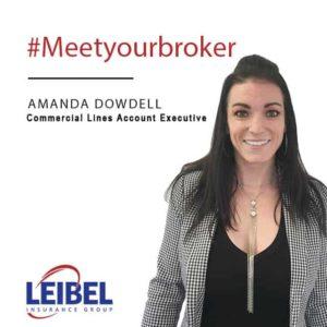 Broker Amanda Dowdell