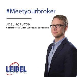 Meet Your Broker Joel Scruton
