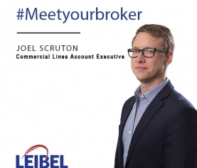 Meet Your Broker – Joel Scruton