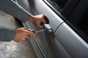Protect Your Car From Being Broken Into