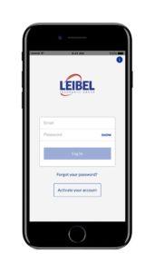 Leibel mobile insurance app